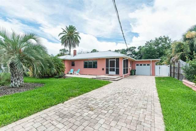 35 Coquina Avenue, St Augustine, FL 32080 (MLS #214676) :: Keller Williams Realty Atlantic Partners St. Augustine