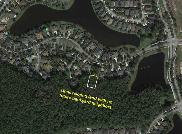 133 Pinehurst Pointe Drive, St Augustine, FL 32092 (MLS #214683) :: The Perfect Place Team