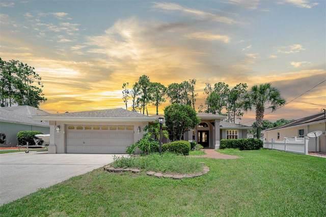 29 Woodward Lane, Palm Coast, FL 32164 (MLS #214684) :: Keller Williams Realty Atlantic Partners St. Augustine