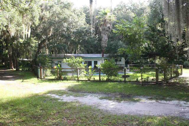 459 Coopers Cove Road, St Augustine, FL 32084 (MLS #214686) :: The Newcomer Group