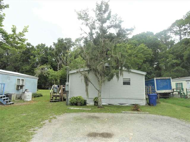 105 Hurst St, St Augustine, FL 32084 (MLS #214693) :: Olde Florida Realty Group