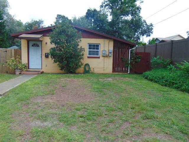 40 Lovett Street, St Augustine, FL 32084 (MLS #214696) :: Noah Bailey Group