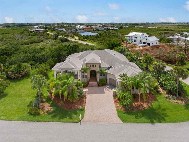 151 Pelican Reef Drive, St Augustine, FL 32080 (MLS #214712) :: The Newcomer Group