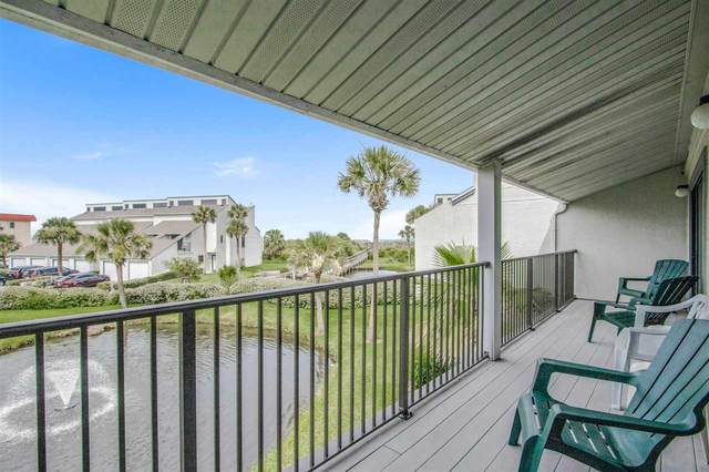 890 A1a Beach Blvd #51, St Augustine, FL 32080 (MLS #214729) :: MavRealty