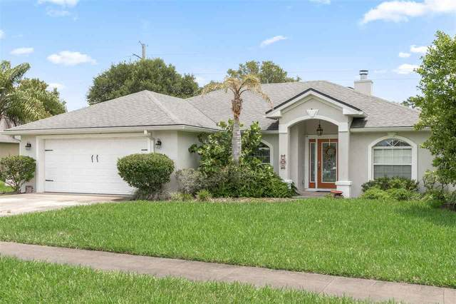 108 Caretta Circle, St Augustine, FL 32086 (MLS #214735) :: Century 21 St Augustine Properties