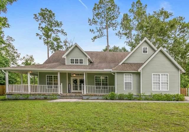 5325 County Road 208, St Augustine, FL 32131 (MLS #214741) :: Noah Bailey Group