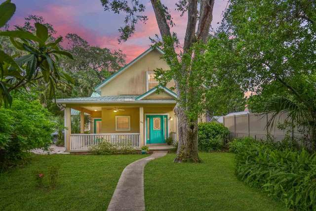 39 Rohde Ave, St Augustine, FL 32084 (MLS #214758) :: Better Homes & Gardens Real Estate Thomas Group