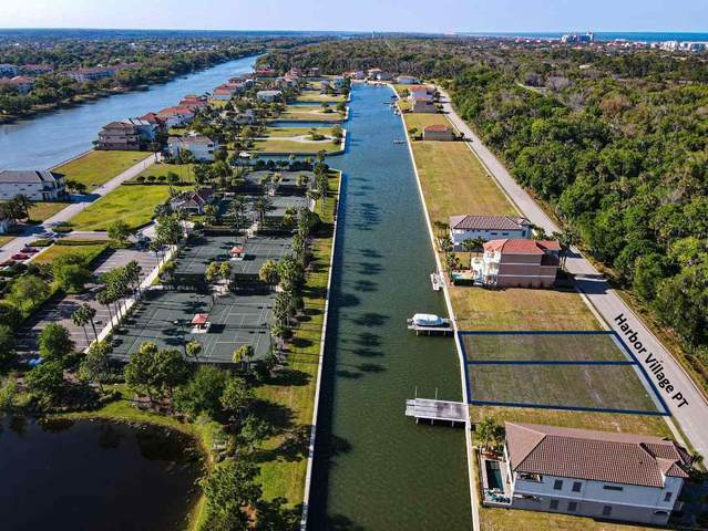 212 N Harbor Village Pt, Palm Coast, FL 32137 (MLS #214760) :: The Collective at Momentum Realty