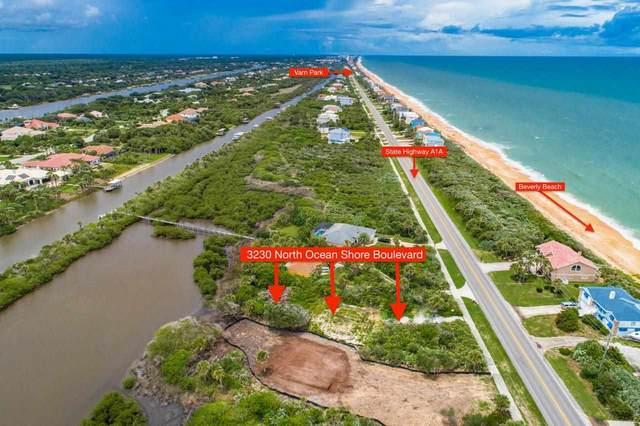 3230 N Ocean Shore Blvd, Flagler Beach, FL 32136 (MLS #214770) :: Olde Florida Realty Group