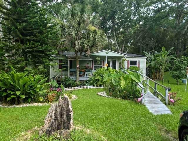 4955 Porter Road, St Augustine, FL 32095 (MLS #214803) :: Noah Bailey Group