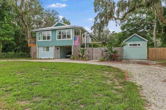 3669 1st Street, St Augustine, FL 32086 (MLS #214838) :: Better Homes & Gardens Real Estate Thomas Group