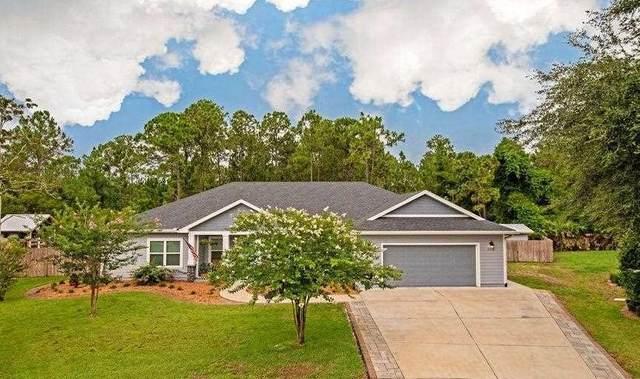 208 Pardo Way, St Augustine, FL 32086 (MLS #214867) :: Olde Florida Realty Group
