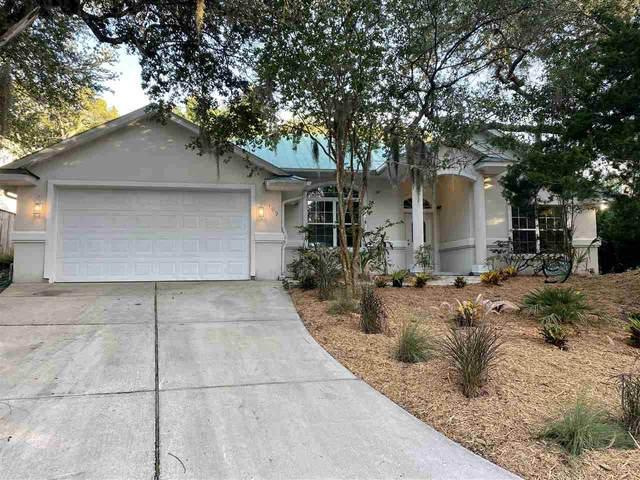 109 Whispering Oaks Circle, St Augustine Beach, FL 32080 (MLS #214869) :: Noah Bailey Group