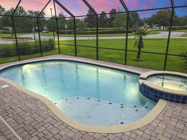 501 Juniper Spring Ct, St Augustine, FL 32092 (MLS #214875) :: Noah Bailey Group