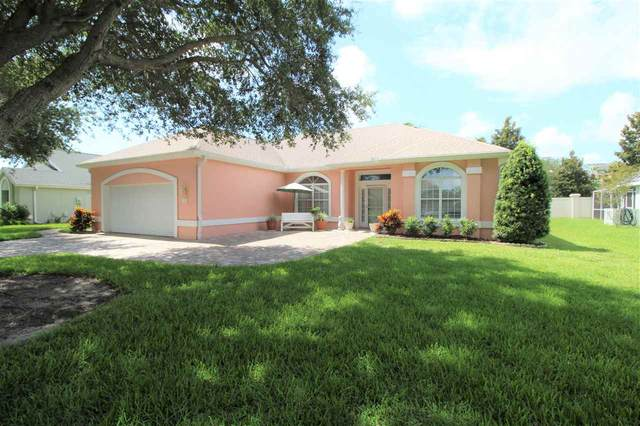 70 Anastasia Lakes Dr, St Augustine, FL 32080 (MLS #214887) :: Noah Bailey Group