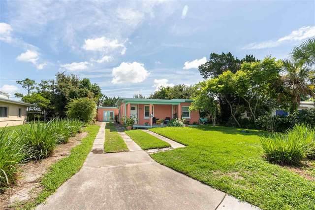 46 Miruela Ave., St Augustine, FL 32080 (MLS #214919) :: Keller Williams Realty Atlantic Partners St. Augustine