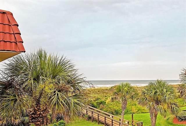 880 A1a Beach Boulevard, #5320 #5320, St Augustine, FL 32080 (MLS #214939) :: Better Homes & Gardens Real Estate Thomas Group