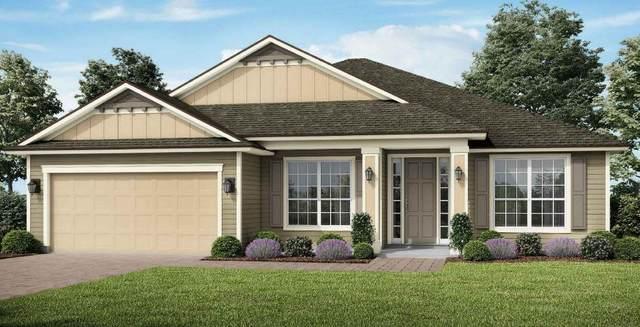 148 Daniel Creek Court #31, St Augustine, FL 32095 (MLS #214965) :: Olde Florida Realty Group