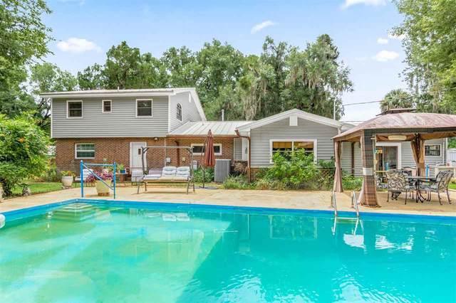 5104 Silver Lake Dr, Palatka, FL 32177 (MLS #214978) :: Bridge City Real Estate Co.