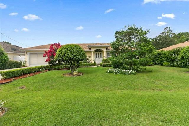 10 Piccadilly Pl, Palm Coast, FL 32164 (MLS #214991) :: Better Homes & Gardens Real Estate Thomas Group
