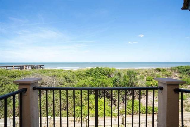 8200 S A1a #5, St Augustine, FL 32080 (MLS #215000) :: Century 21 St Augustine Properties