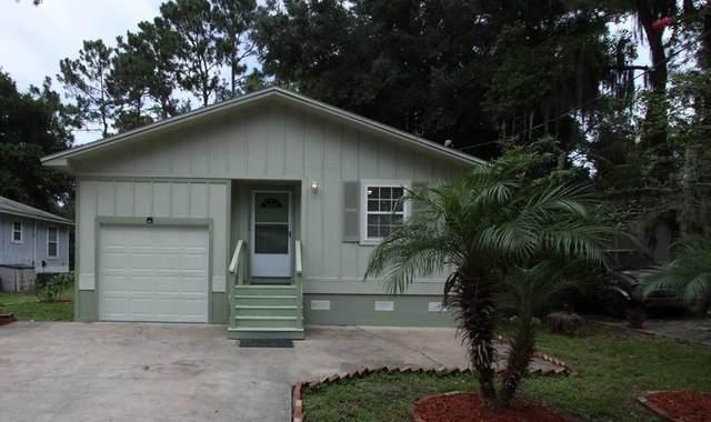 1066 Puryear Street, St Augustine, FL 32084 (MLS #215012) :: Noah Bailey Group