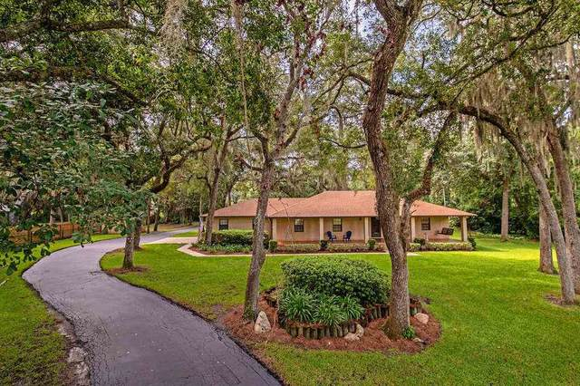 5870 C Capo Island Road, St Augustine, FL 32095 (MLS #215021) :: The Newcomer Group
