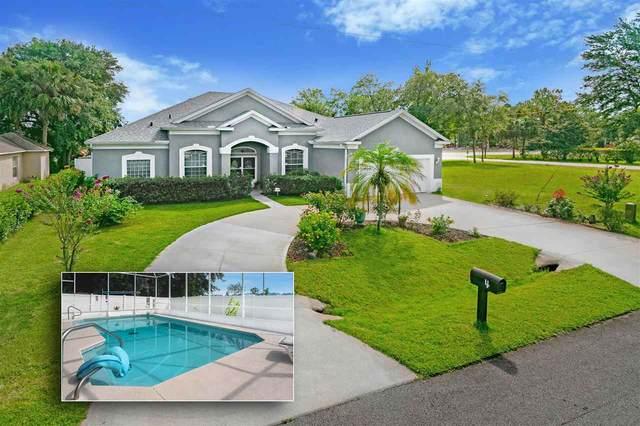 4 Westmoreland Dr, Palm Coast, FL 32164 (MLS #215054) :: Keller Williams Realty Atlantic Partners St. Augustine
