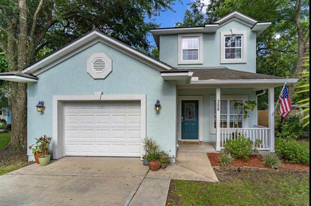 358 Cape Ave, St Augustine, FL 32084 (MLS #215083) :: The Impact Group with Momentum Realty