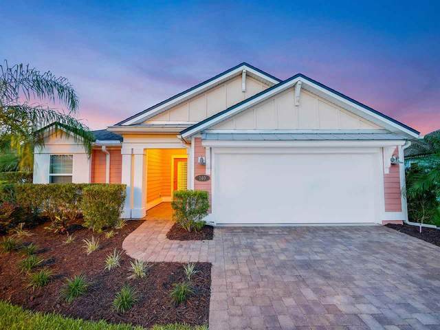 140 Tidal Ln, St Augustine, FL 32080 (MLS #215086) :: The Newcomer Group
