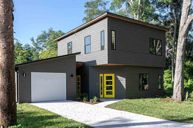 674 Pearl Street, St Augustine, FL 32084 (MLS #215107) :: The Collective at Momentum Realty