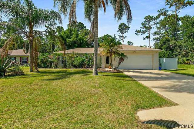 28 Zeolite Place, Palm Coast, FL 32164 (MLS #215144) :: Better Homes & Gardens Real Estate Thomas Group