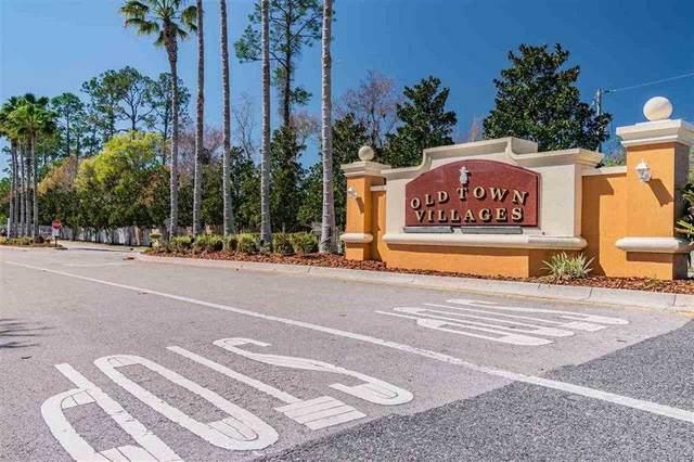 245 Old Village Center Circle #7109, St Augustine, FL 32084 (MLS #215145) :: Noah Bailey Group