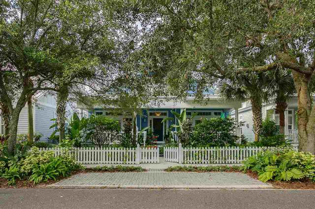 820 Ocean Palm Way, St Augustine, FL 32080 (MLS #215149) :: Better Homes & Gardens Real Estate Thomas Group