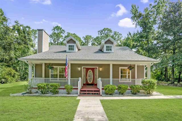 650 Orange Ave (In-Law Suite), Hastings, FL 32092 (MLS #215182) :: 97Park