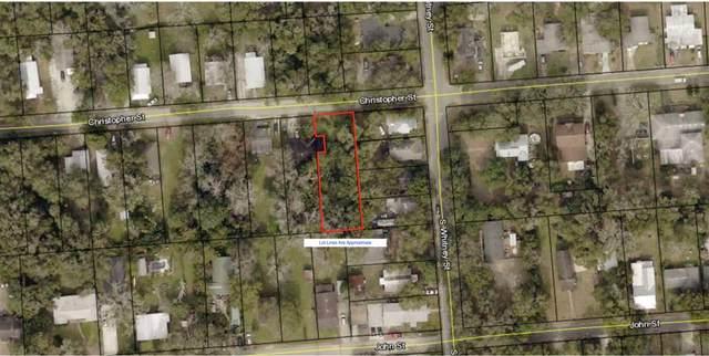 511 Christopher Street, St Augustine, FL 32084 (MLS #215186) :: Olde Florida Realty Group