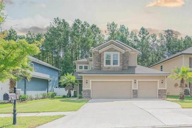 83332 Purple Martin Drive, Yulee, FL 32097 (MLS #215189) :: Noah Bailey Group