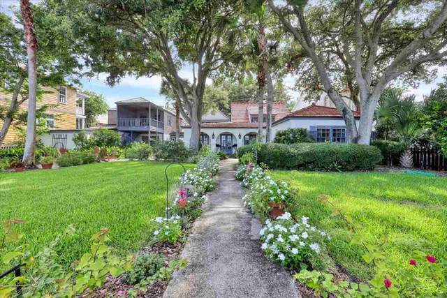 53 Marine St, St Augustine, FL 32084 (MLS #215199) :: Bridge City Real Estate Co.