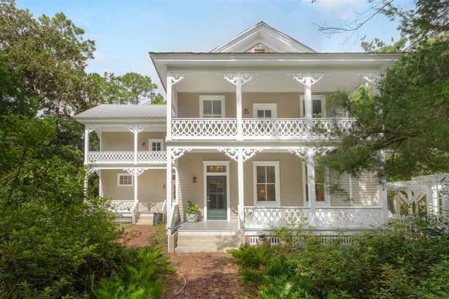 80 Spring St, St Augustine, FL 32084 (MLS #215206) :: Bridge City Real Estate Co.