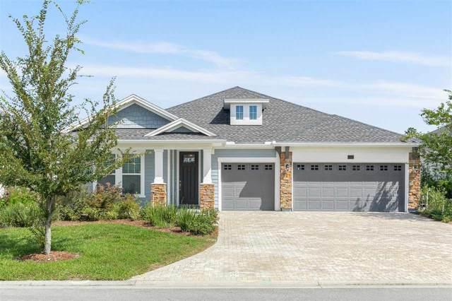 151 Woodsong Lane, St Augustine, FL 32092 (MLS #215217) :: Better Homes & Gardens Real Estate Thomas Group