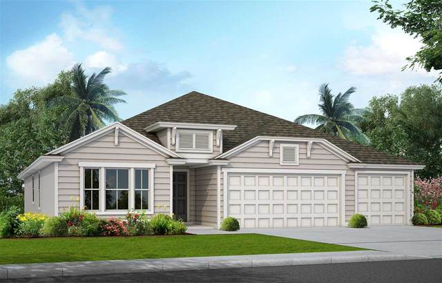 206 Granite Ave, St Augustine, FL 32086 (MLS #215224) :: Bridge City Real Estate Co.