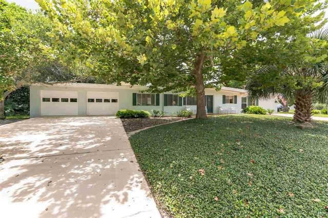 149 Ferrol Rd, St Augustine, FL 32084 (MLS #215227) :: Olde Florida Realty Group