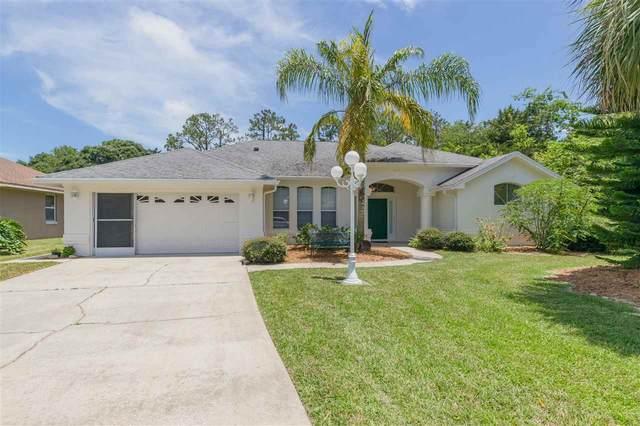 58 Barring Pl, Palm Coast, FL 32137 (MLS #215246) :: Better Homes & Gardens Real Estate Thomas Group