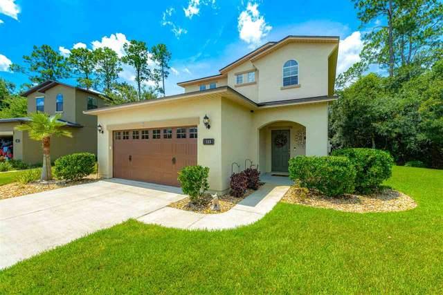 113 Nonami Ct, St Augustine, FL 32092 (MLS #215248) :: Olde Florida Realty Group