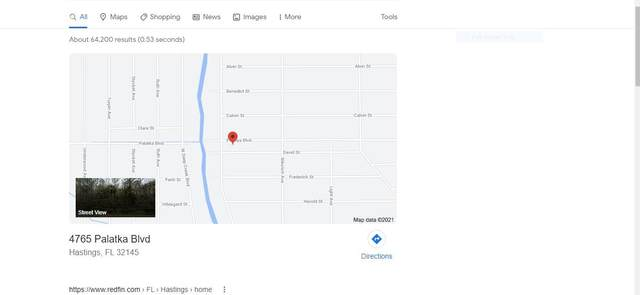 4765 Palatka Blvd, Hastings, FL 32145 (MLS #215252) :: Better Homes & Gardens Real Estate Thomas Group