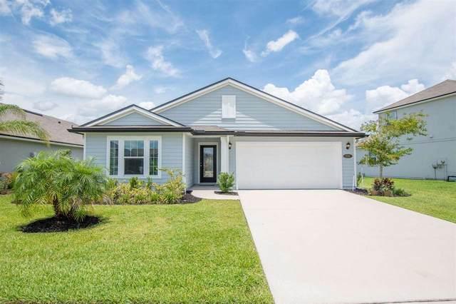 239 Green Turtle Ln., St Augustine, FL 32086 (MLS #215260) :: Century 21 St Augustine Properties