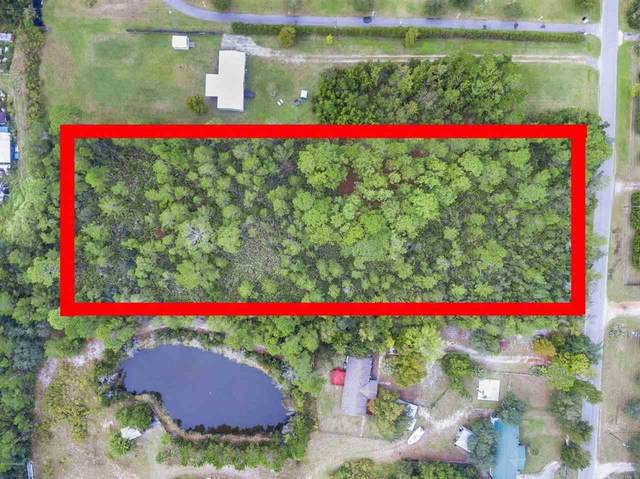 0 Oak Ridge Rd, St Augustine, FL 32086 (MLS #215269) :: Olde Florida Realty Group
