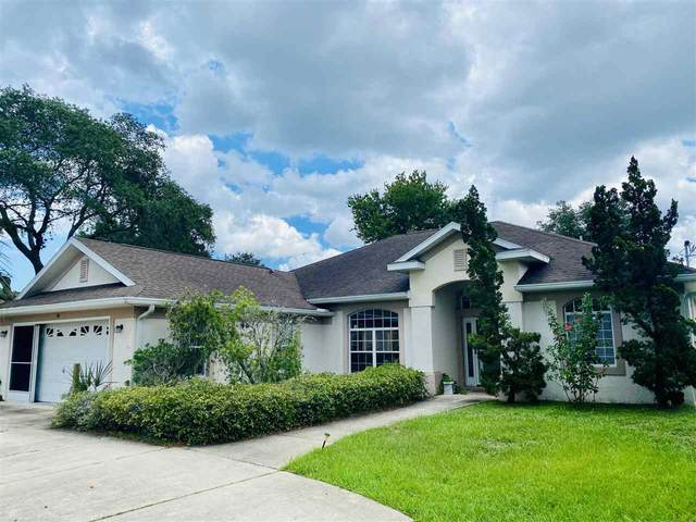 10 Frontier Drive, Palm Coast, FL 32137 (MLS #215272) :: The Impact Group with Momentum Realty