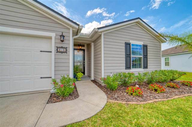 216 Green Palm Ct., St Augustine, FL 32086 (MLS #215273) :: The Impact Group with Momentum Realty