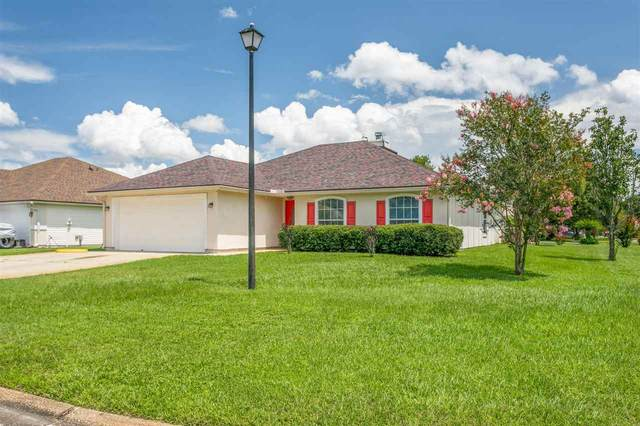 421 Mackenzie Circle, St Augustine, FL 32092 (MLS #215283) :: Endless Summer Realty